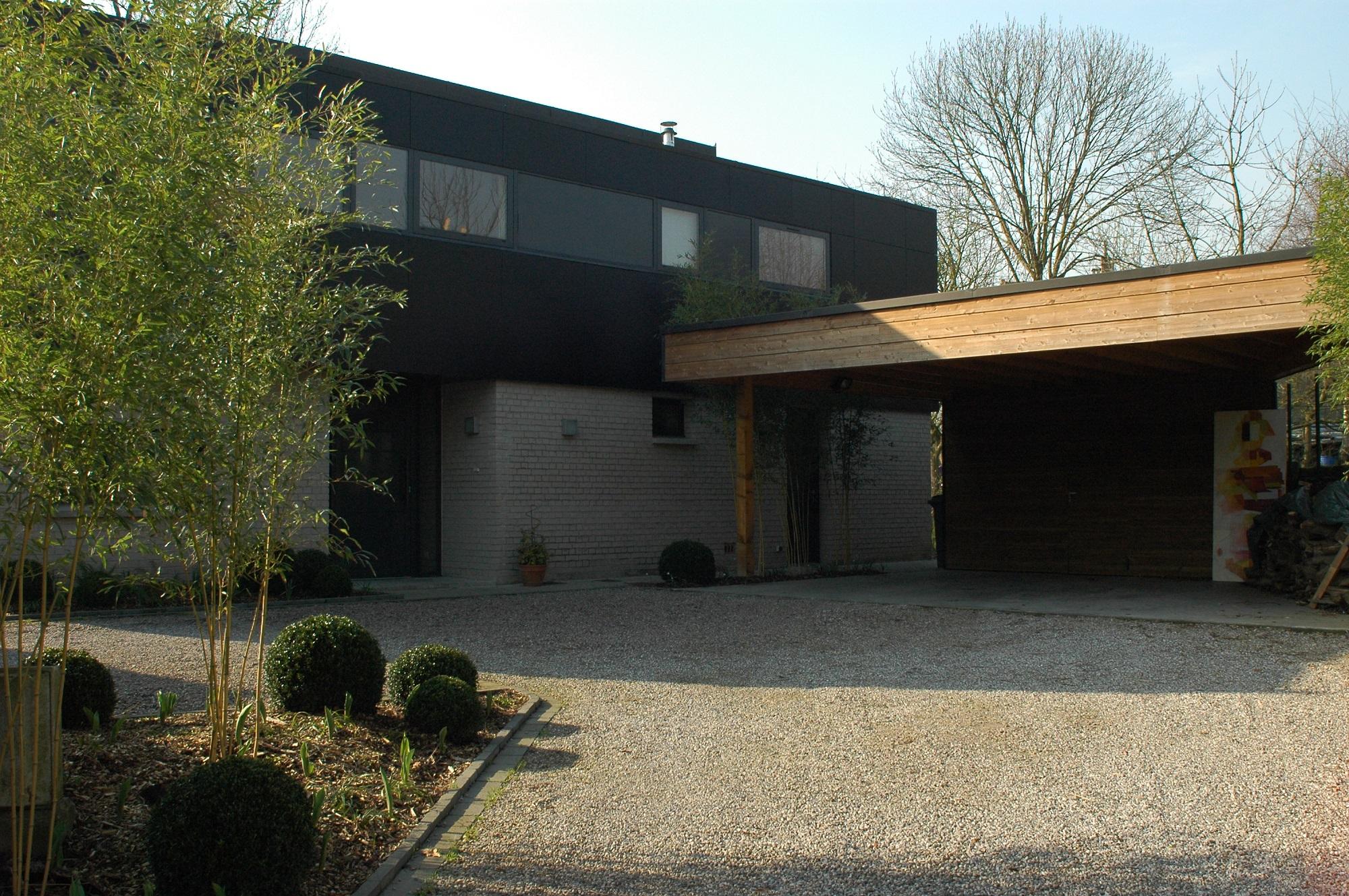 maison en cœur d'îlot / villeneuve d'ascq / 2004 - hornoy